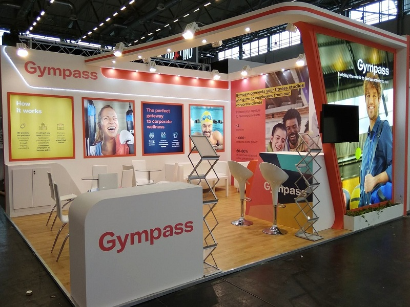 Exhibition Stall Designing, Exhibition Booth Construction Company
