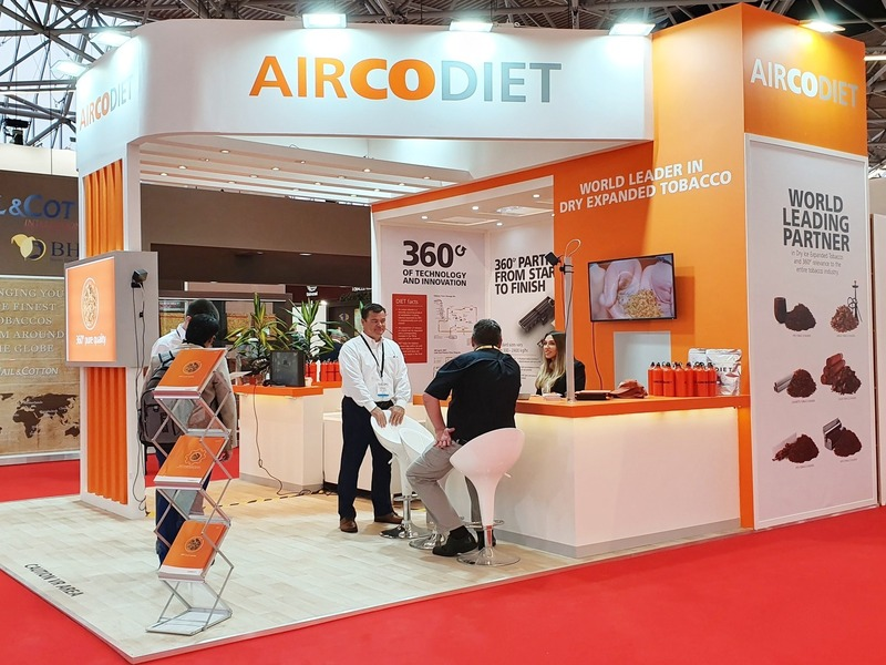 exhibition stand suppliers in Europe