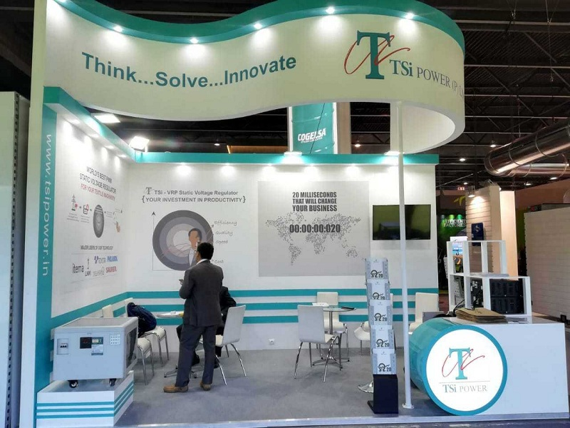 exhibition stand contractor company